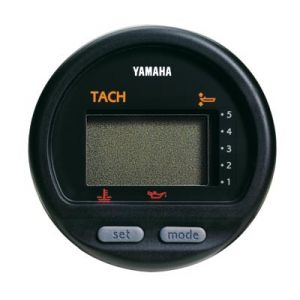 Digital Multifunctional Outboard Tachometer