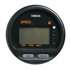 Digital Multifunction Speedometer