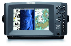 Humminbird 898 cx SI Combo