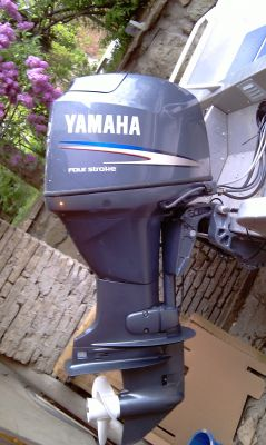 Yamaha F60CETL second hand