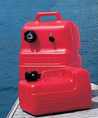 Резервоар за гориво Honda®